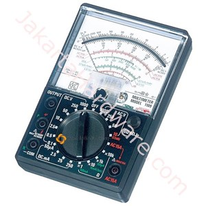 Picture Of Analog Multimeter Kyoritsu 1109