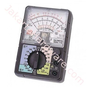Picture Of Analog Multimeter Kyoritsu 1110