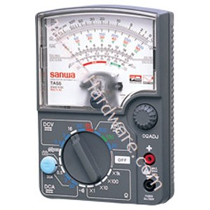 Picture Of Analog Multimeter Sanwa TA55