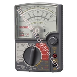 Picture Of Analog Multimeter Sanwa SP21