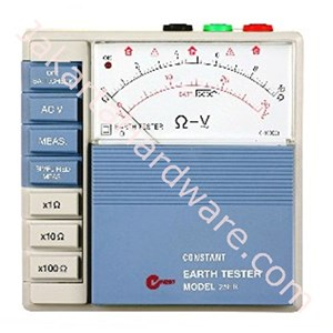 Picture of Analog Earth Resistance Tester CONSTANT 25ER