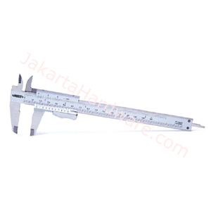 Picture of Vernier Calipers with Thumb Clamp INSIZE 1223-1502