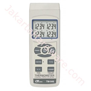 Picture of Thermometer 4 Channels TM-946