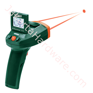 Picture of Dual Laser IR Thermal Scanner with Adjustable Display EXTECH IRT500