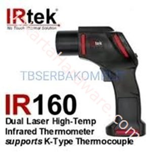 Picture of Thermometer Infrared IRTEK IR160 Dual Laser